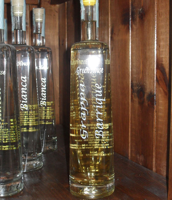 grappa barrique cl 20